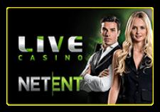 NetEnt Live Casino -  BlackJack, Roulette