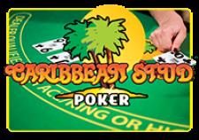 Live Carribean Stud Poker