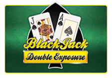 Double Exposure Black Jack Multihand