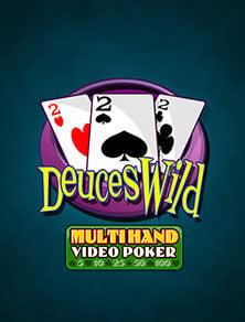 Multihand Deuces Wild