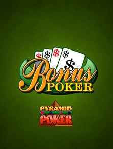 Pyramid Bonus Poker