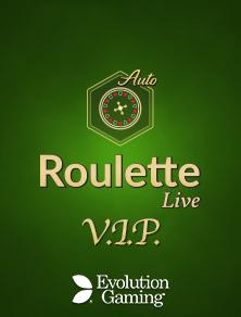 Live Auto Roulette VIP