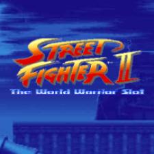 Street Fighter 2 The World Warrior Slot