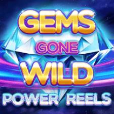Gems Gone Wild Power Reels
