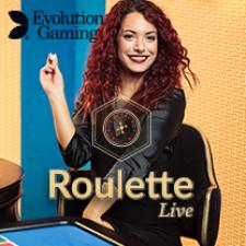 Evolution Live Casino - Roulette