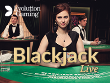 Blackjack table A