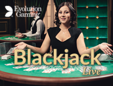 Blackjack table D