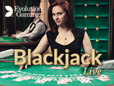 Blackjack table E