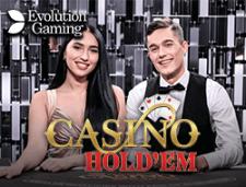 Evolution Poker Lobby