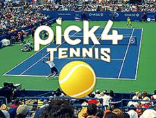Pick 4 Tennis