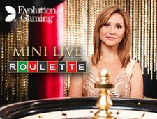 Live Mini Roulette