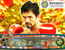 Pacquaio One Punch KO