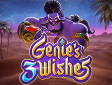 Genies 3 Wishes