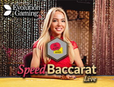 Speed Baccarat C