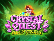 Crystal Quest Deep Jungle