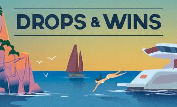 Prize Drops & Wins