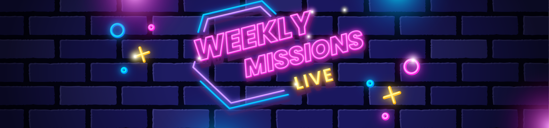Weekly Missions and Tournaments