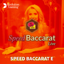 Speed Baccarat E