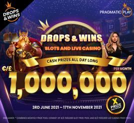 Daily Drops & Wins