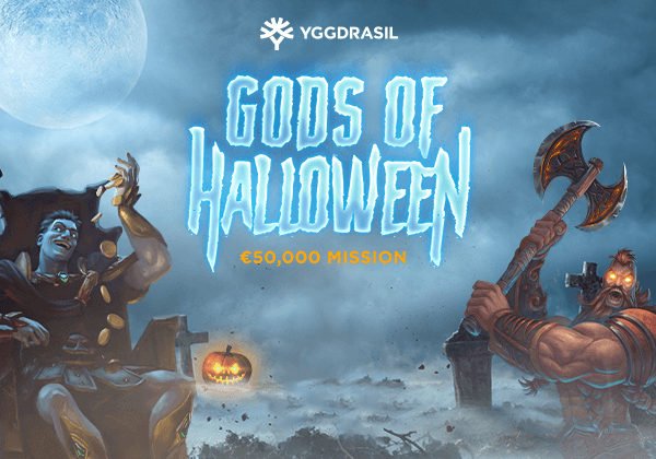 God of Halloween Mission