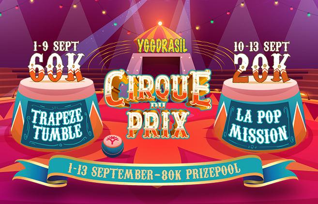 Cirque du Prix