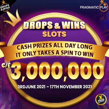 DAILY DROPS AND WINS