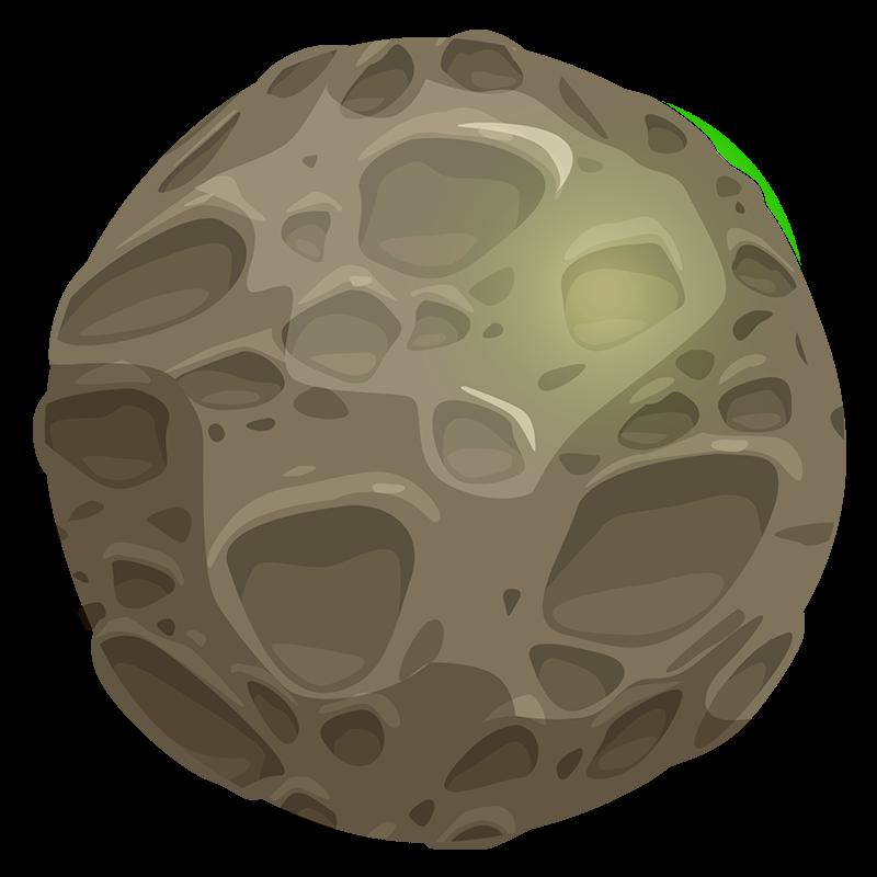 Boring Moon Luna