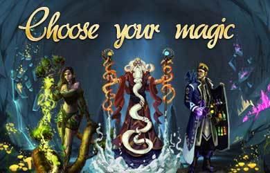 Choose your Magic