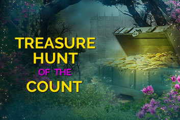 Join the Count's Treasure Hunt - Season 1