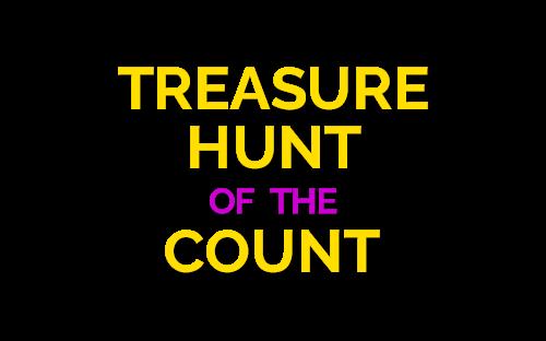 Join the Count's Treasure Hunt - Season 1