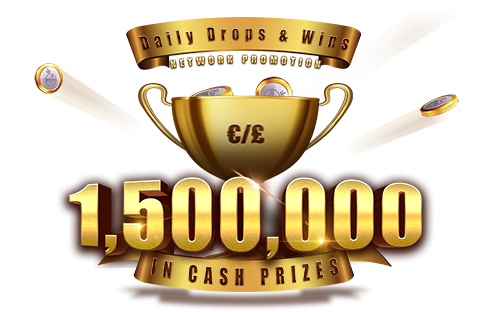 Daily Drops & Wins Network Promotion