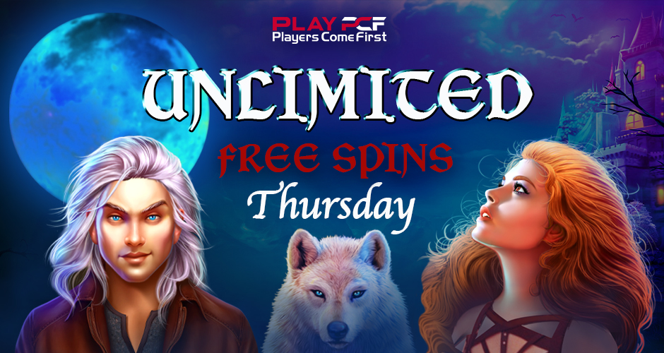 UNLIMITED Free Spins