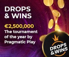 """Drops & Wins"" by Pragmatic Play"