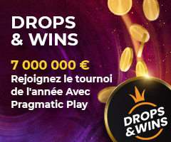 « Drops & Wins » par Pragmatic Play