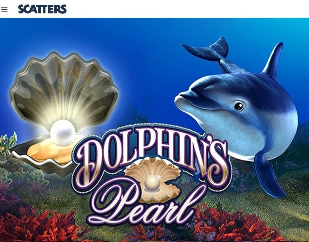Dolphin's Pearl Deluxe Slot - Novomatic Casino