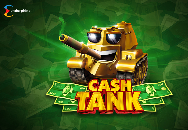 Cash Tank Online Slot by Endorphina - Scatters Casino