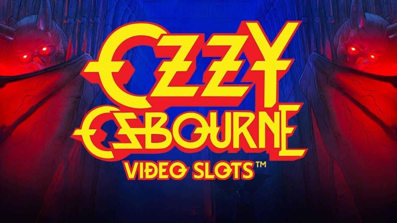 Ozzy Ozbourne Online Slot - Scatters Casino