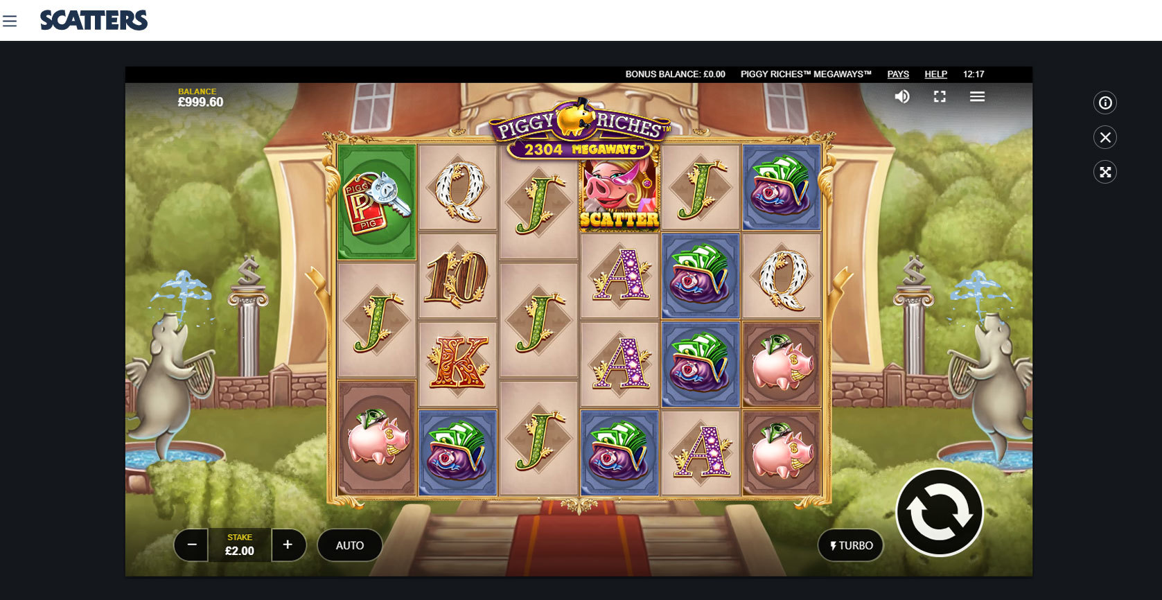 Play Piggy Riches Slot by Red Tiger for Free or Real Money at Scatters