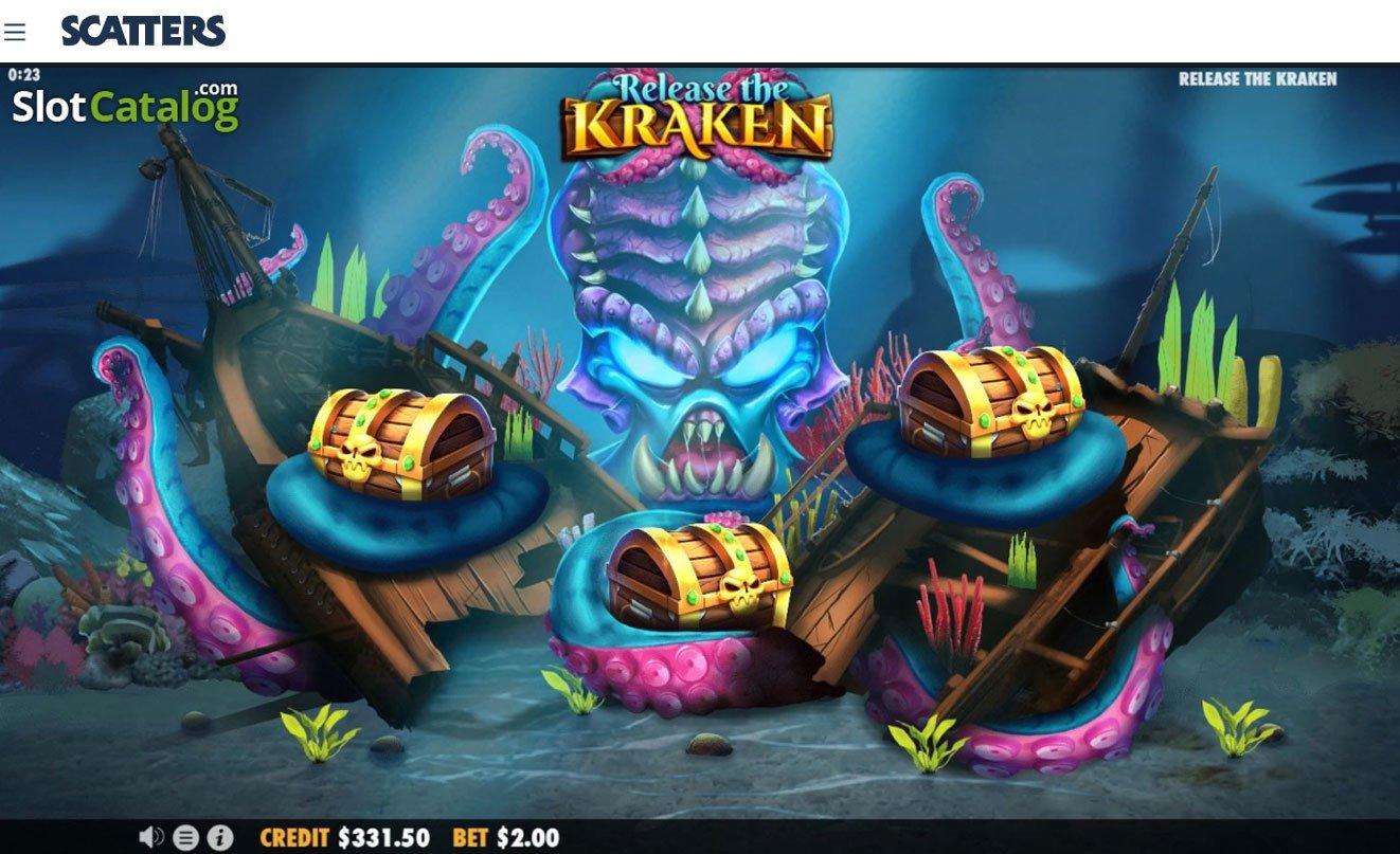 Release the Kraken slotby Pragmatic Play