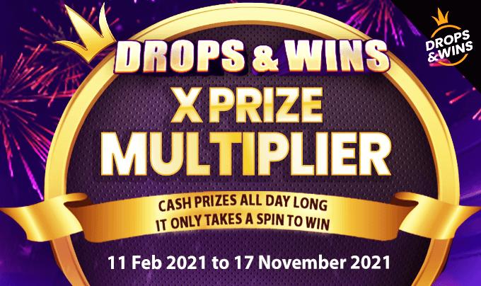 Drops & Wins 2021 Edition