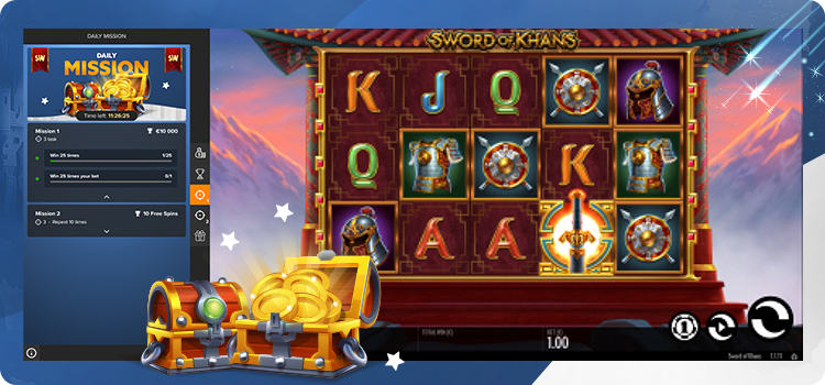 StickyWilds Casino Slot Tournaments & Missions - Daily Casino Promotions